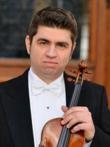 Remus Azoitei - violin