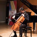 Societatea Muzicala - Scandinavia 1, concert la Copenhaga (Danemarca), cu Laureatii Concursului Mihail Jora