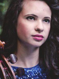 Ella Bokor, cellist