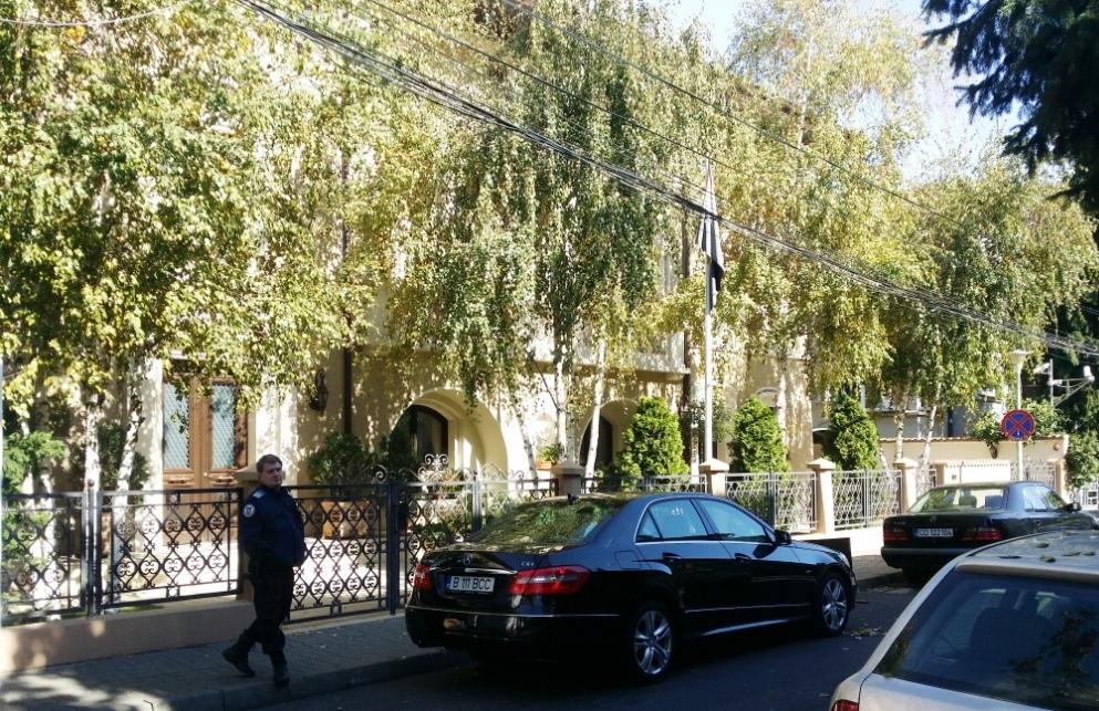 Egypt Residence in Bucharest