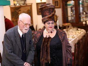 Kera Calita, doamna Aurora Nicolau si Locanta Jaristea, stabiliment gastronomico literar