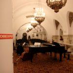 Concert-avanpermiera Kamerata Stradivarius la Palatul Cotroceni