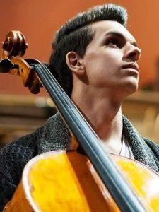 Cornelius Zirbo, violoncelist, laureat al Concursului National Mihail Jora
