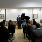 Recital pian Dragos Calin la Institutul Italian din Bucuresti