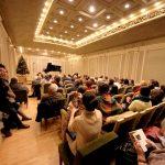Cadmiel Botac (Laureat Mihail Jora), recital pian la Ateneul Roman (Stagiunea de Marti Seara)