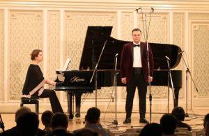 Mihai Urzicana (Laureat Mihail Jora), recital la Ateneul Roman (Stagiunea de Marti Seara)