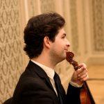 Valentin Serban (Laureat Mihail Jora), recital vioara si pian la Ateneul Roman (Stagiunea de Marti Seara)