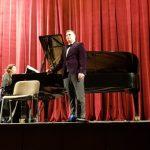 Concert Omagial in memoria lui Mihai Eminescu, al Laureatilor Mihail Jora la Filarmonica din Chisinau