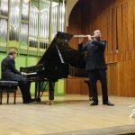 Concert Wissam Boustany (flute) and Aleksander Szram (piano)