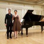 Piano & Flute Recital by Ana & Marius Boldea and Mihai Vaida