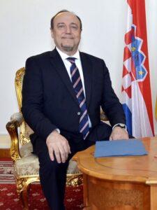 H.E. Davor Vidis, Ambassador of Croatia