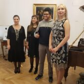 Welcome concert to newly arrived Ambassadors